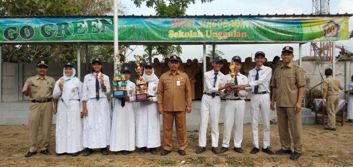 Prestasi Siswa SMPN 1 Singosari di Bidang Non-Akademik