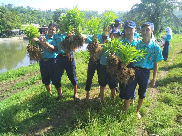 Kegiatan Pembelajaran Berbasis LingkunganKELAS VIII 2019