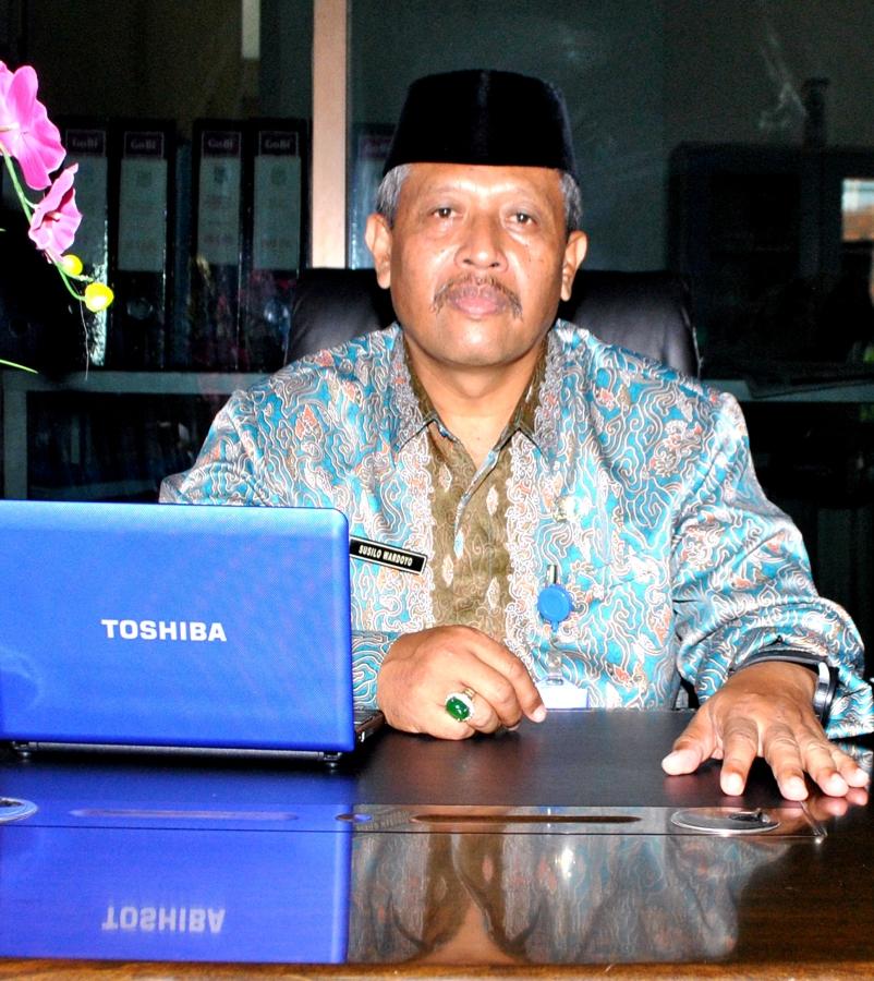 Drs. SUSILO WARDOYO, M.Si.